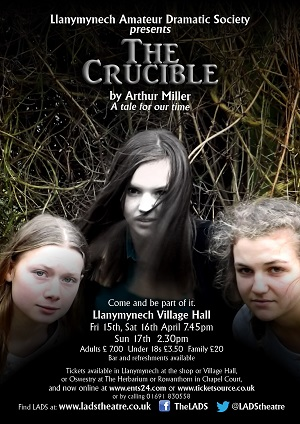 the crucible fear Questions about mccarthyism and the crucible the us state department's fear of china after the communist takeover to the fear of black magic in the crucible.